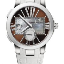Ulysse Nardin Executive Dual Time Lady 243-10/30-05 новые