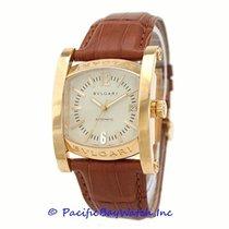 Bulgari Assioma new Quartz Watch with original box and original papers AA44C13GLD