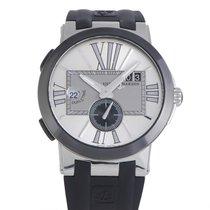 Ulysse Nardin Executive Dual Time 43mm 243-00-3/421