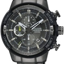 Pulsar Steel 47mm Quartz PM3049X1 new