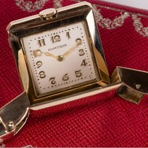 Cartier Yellow gold Manual winding pre-owned