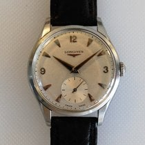 Longines 12.68z with box and papers