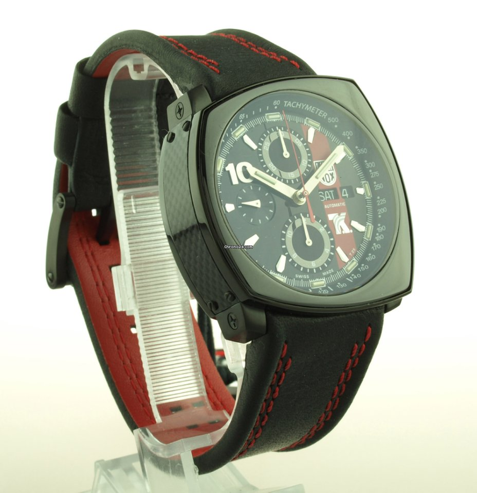 Luminox Tony Kanaan 1181 Automatik Chronograph Neu OVP for $1,845 for sale  from a Trusted Seller on Chrono24