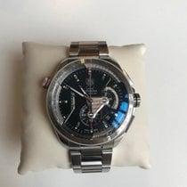 TAG Heuer Chronograf 43mm Automatika 2013 použité Grand Carrera Černá