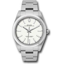 Rolex Oyster Perpetual 39 Steel 39mm White United States of America, Florida, Miami