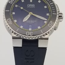 Oris Aquis Date new Automatic Watch with original box and original papers 73376534127-0742634EB