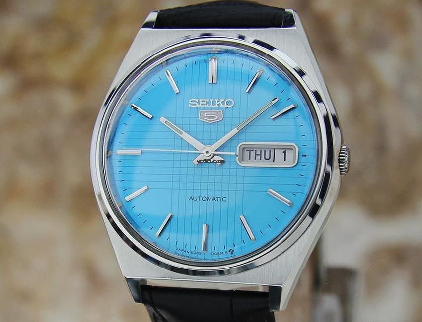 5a5007d7b25 Relógios Seiko usados - Compare os preços de relógios Seiko usados