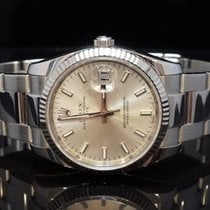 Rolex Oyster Perpetual Date 115234 2009 pre-owned