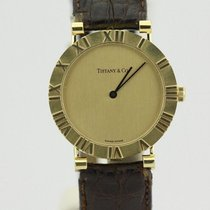 Tiffany Atlas Oro amarillo 31mm Oro