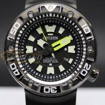Citizen Stahl 48mm Quarz BN0175-01E neu