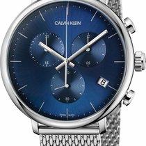 ck Calvin Klein Steel K8M2712N new