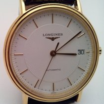 Longines Steel 34mm Automatic L4.721.2 new