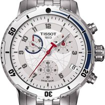 Tissot PRS 200 Staal 42mm Wit