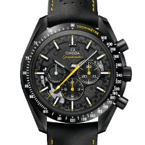 Omega Speedmaster Professional Moonwatch Seramik 44.25mm Siyah Sayılar yok Türkiye, İstanbul