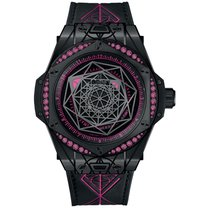 Hublot Big Bang Sang Bleu Ceramic 39mm Black No numerals United Kingdom, London