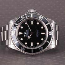 Rolex 14060 Steel 1998 Submariner (No Date) 40mm pre-owned