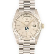 Rolex 18039 White gold 1980 Day-Date 36 36mm pre-owned United States of America, California, Beverly Hills