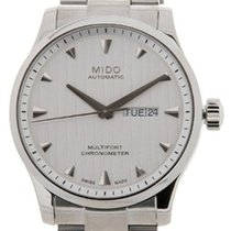 Mido Steel 42mm Automatic M005.431.11.031.00 new