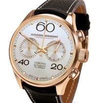Alexander Shorokhoff Rose gold 43.5mm Automatic AS.CA05-1G new