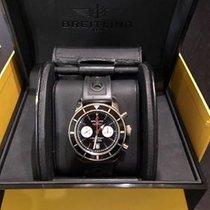 Breitling Superocean Héritage Chronograph Stahl 46mm Schwarz Keine Ziffern Deutschland, Aidlingen