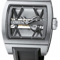 Corum Ti-Bridge Titan 42mm Bez brojeva