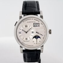 A. Lange & Söhne Lange 1 new 2019 Manual winding Watch with original box and original papers 192.025