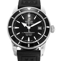 Breitling Superocean Héritage 42 Steel 42mm Black
