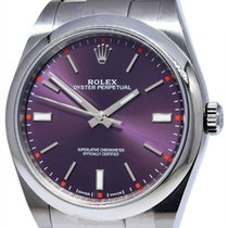 Rolex Oyster Perpetual 39 114300 2012 pre-owned
