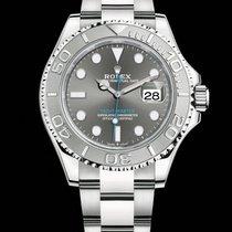 Rolex Yacht-Master 40 Platinum 40mm Grey No numerals South Africa, Centurion