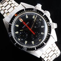 Universal Genève Compax Circa 1966 MarkⅡ UNIVERSAL GENEVE SPACE-COMPAX Ref.885104/01 1966 pre-owned
