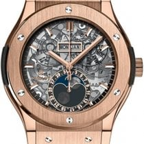 Hublot Classic Fusion Aerofusion Moonphase 45mm Mens Watch
