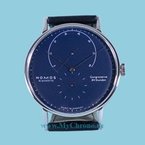 NOMOS Lambda new 2020 Manual winding Watch with original box and original papers 935
