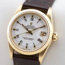 Rolex Datejust 68278 SERVICE 12.2019 1984 rabljen