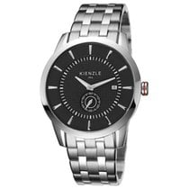 Kienzle Herren-Armbanduhr XL Analog Edelstahl K9041503042