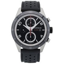 Montblanc Steel Automatic 43.00mm new Timewalker