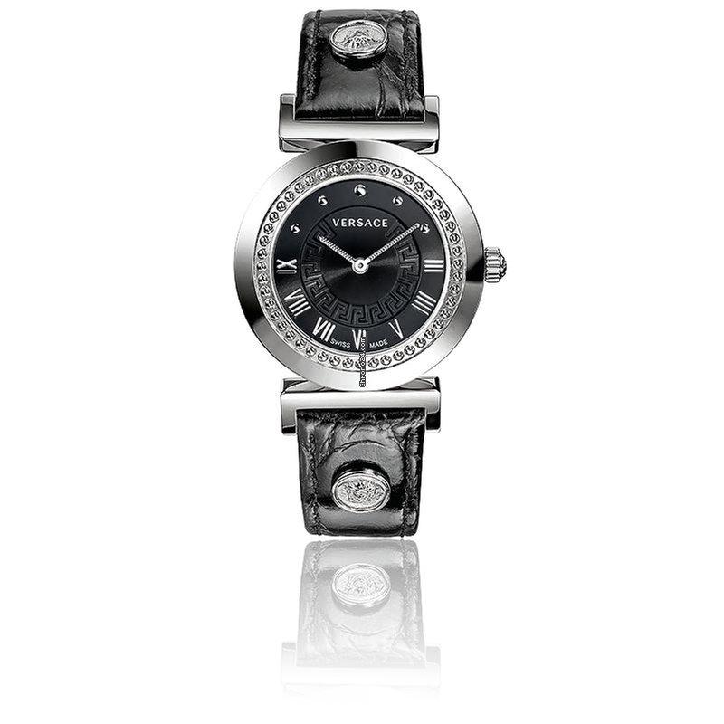 8ea5a468cf Prix de montres Versace femme | Acheter et comparer une montre de Versace  femme sur Chrono24