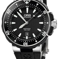 Oris ProDiver Date Titanium Black United States of America, New York, Brooklyn