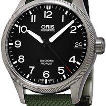 Oris 75176974164LS14 Steel Big Crown ProPilot Date new United States of America, New York, Brooklyn