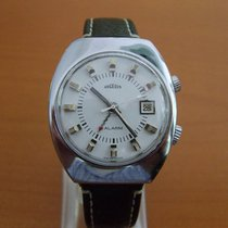 Angelus Steel 35,5mm Manual winding pre-owned