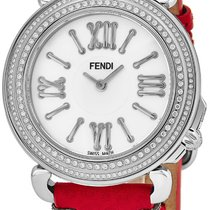 Fendi Steel Quartz Mother of pearl new