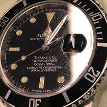 Rolex Submariner Date Tiffany & Co Servicepaper