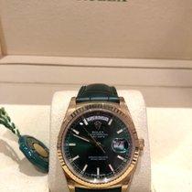 """Rolex Day-Date 36 -NOS- LC 100 DEUTSCH """"Ref. 118138"""""""