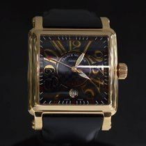 Franck Muller pre-owned Automatic 41mm Sapphire Glass