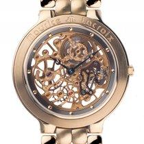 Maurice Lacroix Skelett Gelbgold Handaufzug Armband Gelbgold...