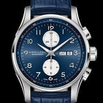 Hamilton Jazzmaster Maestro Steel 45mm Blue