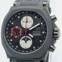 TB Buti 41mm Automatic pre-owned Black