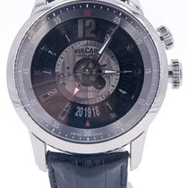 Vulcain 42mm Automatic pre-owned Anniversary Heart