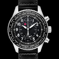 IWC Pilot Chronograph new Automatic Watch with original box and original papers IW395001