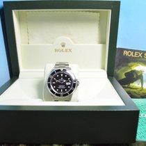 Rolex Date Submariner von 2002 (K-Serie), Ref. 16610, Service...