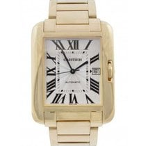 Cartier Yellow gold 47mm Automatic W5310018 pre-owned United Kingdom, Blackburn
